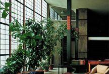Modernist Interiors / By Corey Hemingway