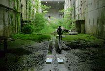 abandoned stuff