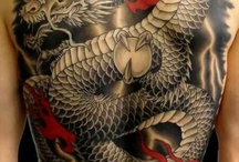 dragons and other tattoos
