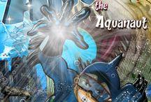 Andee the Aquanaut Audio Book 1 Guardian Of The Great Seas / Andee the Aquanaut Trilogy, Audio Book 1 Guardian Of The Great Seas.  http://www.audible.com/offers/30free?asin=B00RB0CFXM #Kids #Ocean #Fun #Adventure