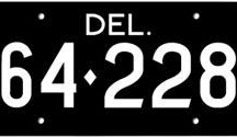 Delaware License Plates / Licenseplates.tv can manufacture replica Delaware license plates in Aluminum –stamped/embossed with your custom number (raised).  Order yours today online by clicking here: http://www.licenseplates.tv/delaware-150.html?= You may also call us at: 800-491-2068