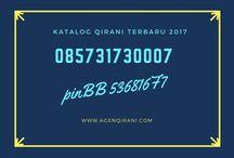 Harga Qirani Terbaru 2017 / Nanda CS 1 Qirani  : SMS: 085731730007 Whatsapp: +6285731730007 BBM: 536816F7