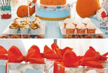 Birthday Party Ideas / by Christina Hines