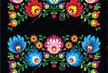 Bordados, Embroidery