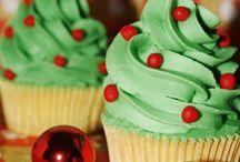 cucake de navidad