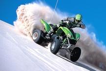 Quad - Sport und Spaß / Quad fahren macht Spaß - in jedem Alter....