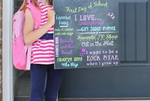 First day of school / by Jennifer Daly
