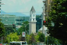 Excursions: Tirana, Albania / Xhamia e Et'hem Beut Moschee- Leseraum