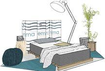 Emma Mattress / a mattress new designed for a new sleeping experience.
