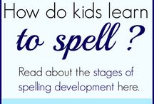 learn kids to spell