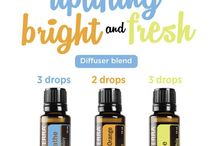 Essential Oils - Diffuser