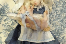 Art Dolls / by Susan Shubert