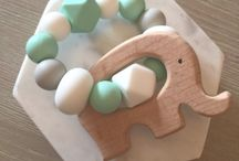 DIY Teething Toys & Necklaces