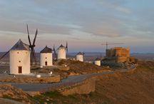 Consuegra, Toledo / Qué ver y hacer en Consuegra, guía turística de la ciudad toledana. http://bit.ly/1OAFXSK