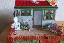 # 92 Cottage / Template # 92 Cottage available at www.sandrasscrapshop.blogspot.com