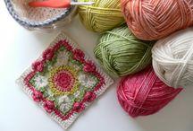 hæklerier, crochet
