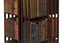 books and bookcases
