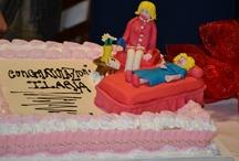 Cake & cookie