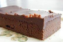 gâteau choc mascarpone