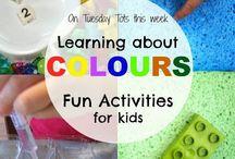 B. Colour Theme - kids