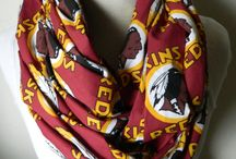 A Very Redskins Winter / It's getting cold this time of year, but we know you still want to rock the burgundy and gold colors. Bundle up on your next trip to FedEx Field with this winter-y Redskins gear!
