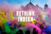 In India / by Victoria Plumshine