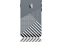 iPhone 6 Floating Pattern Cases / -Thin & Durable polycarbonate cover -Easy Snap on case with access to all functions -Strap Hole with strap included -Scratch Free pattern design feature