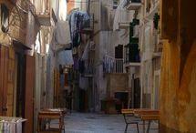 My New Home in bella Italia  / Bari, Puglia- my home for 2013/14