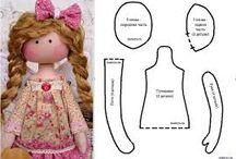 Patrones de muñecas