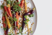 Best Roasted Vegetable Dishes / Here, amazing recipes for roasted vegetables including lemony roasted broccoli, maple-ginger-roasted root vegetables, curry-roasted butternut squash and more. / by Food & Wine