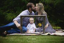 Sentința foto in parc bebe
