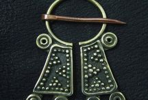 Medieval Brooches and Pins - Etsy