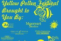 9th Annual Yellow Pollen Festival 2017