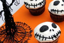 Halloween treats / Halloween party snacks