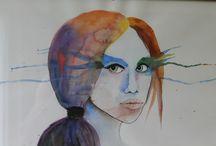 My drawings / paintings
