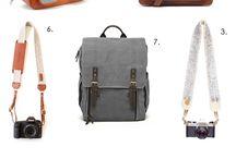 Foto-Kamera ve Çantalar