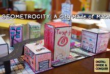 maths city