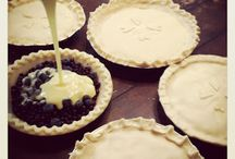 Pie recipes to try / by Julie Olson Van Denover