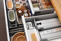 Keuken lades