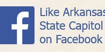 Social Media / Interact with the Arkansas State Capitol on social media!