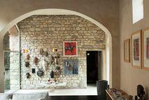 Medieval home decor
