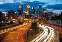 Minneapolis Cityscapes