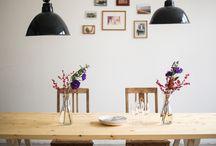 Interior Inspiration von ekomia / Naturmöbel, skandinavisches Design, Vintage und Do it Yourself im ekomia Stil.