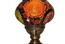 Lámparas de Mesa / Todas nuestras lámparas mosaico de mesa.