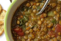 Recipes: Soups / by Susan Wingfield