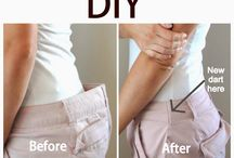 DIY clothes tricks