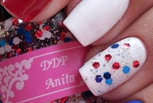 4th of July Nifty Nails
