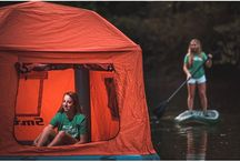 Camping Tents / Camping tent and accessories