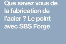 SBS Forge - Actualités