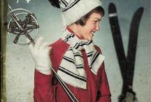 Inspiration: Vintage Winter